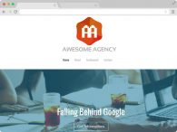 Free-HTML5-Agency-Website-Template