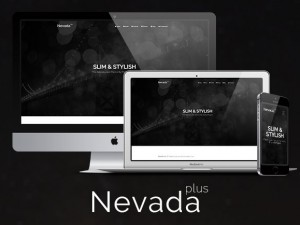 Free Responsive HTML5 Agency Template Nevada Plus