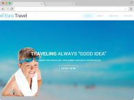 Free Responsive Travel Agency HTML5 Bootstrap Template