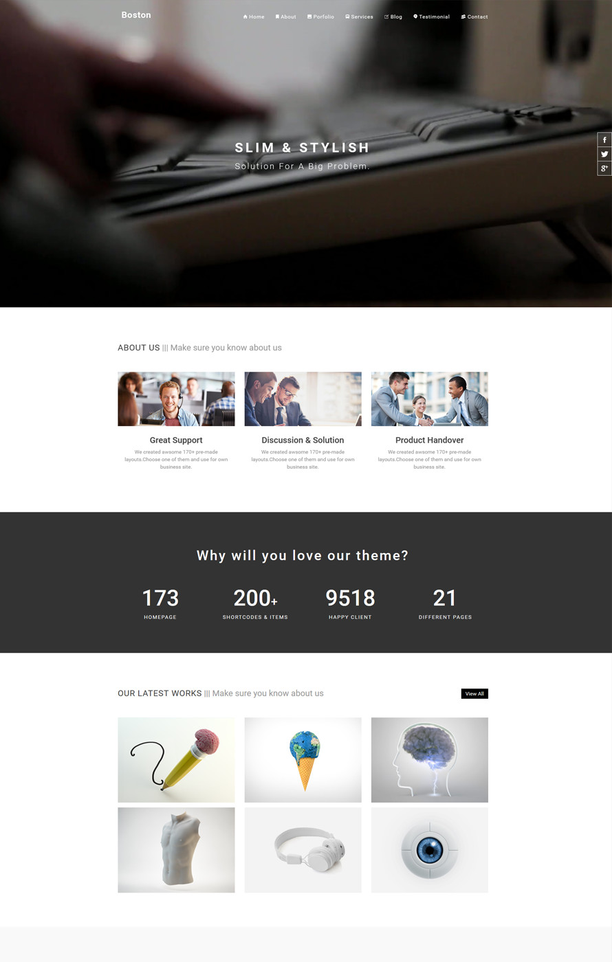 ThemeWagon Special Bundle - Free Bootstrap Themes & Templates for ...