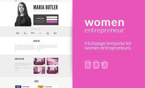 Image for Women Entrepreneur