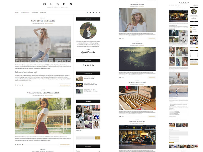 The Best Free Personal WordPress Blog Theme