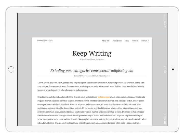keepwriting---wordpress-theme-for-a-beautiful-blog