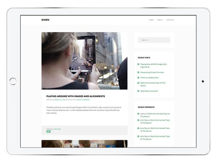 kihon---wordpress-theme-for-a-beautiful-blog