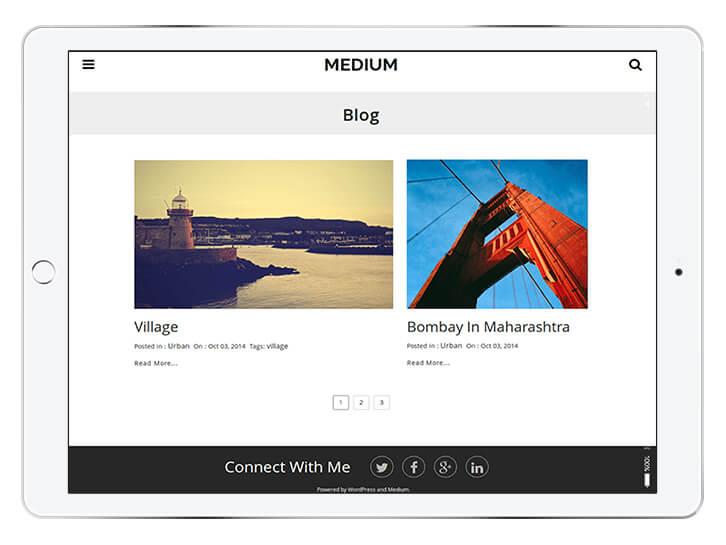 medium---wordpress-theme-for-a-beautiful-blog