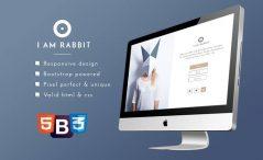 Free Bootstrap Personal Portfolio Template