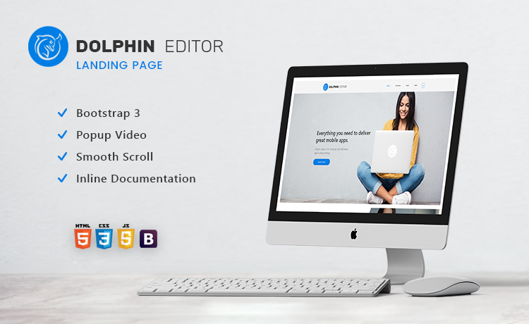 Free HTML5 Bootstrap Multipurpose Website Template
