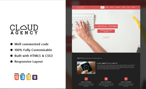 Image for Cloud Agency Pro