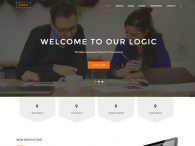 Free HTML5 Responsive Multipurpose Website Template