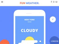 Responsive App Landing Bootstrap Template Free Download