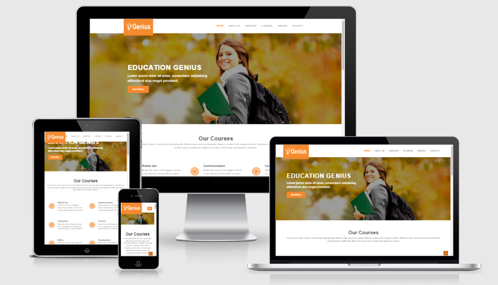 100+ Free HTML5 Responsive Bootstrap Template in 2018