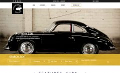 HTML5 CSS3 Bootstrap Responsive Template