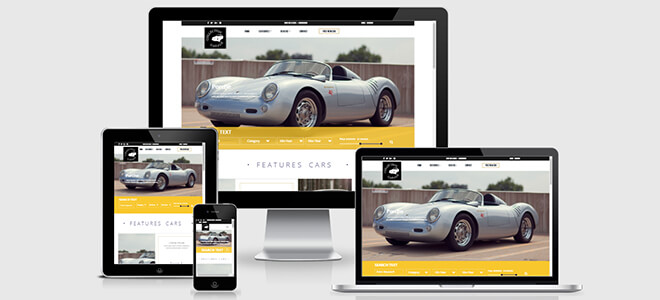 GarageResponsive-HTML5 CSS3 Bootstrap Responsive Template