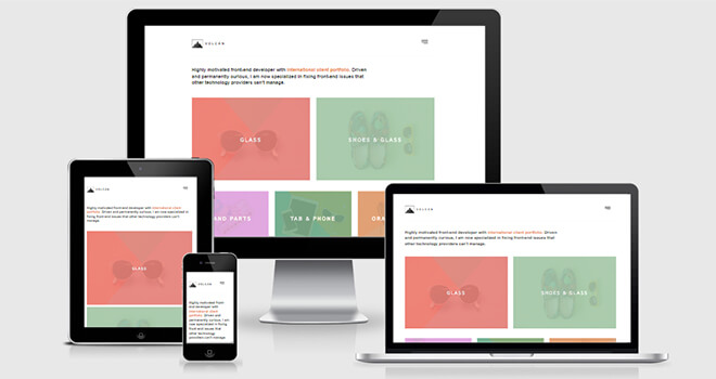 032. Volcan free responsive bootstrap template