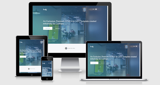 042. Boxify free responsive bootstrap template