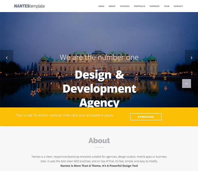 30 business website design template free download nantes business website design template flashek Image collections