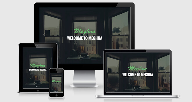 090. Meghna free responsive bootstrap template