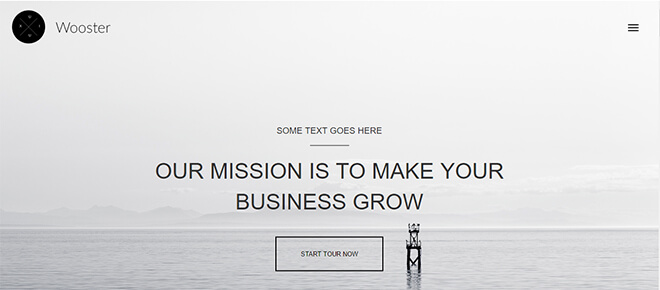 21.-Wooster business website design template