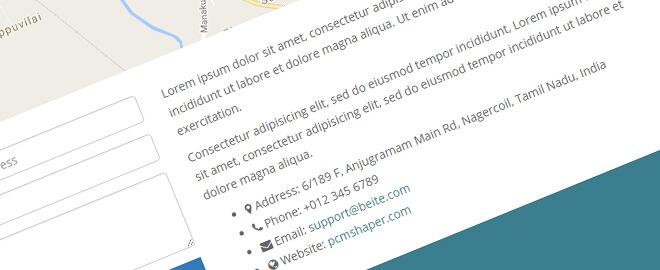 Beite-Typography Portfolio Responsive Bootstrap 3 Template