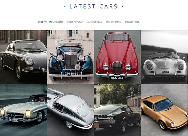 GarageShowcase-HTML5 CSS3 Bootstrap Responsive Template