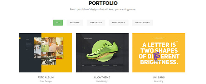 Knight-portfolio Free One Page Multipurpose Responsive Bootstrap Template