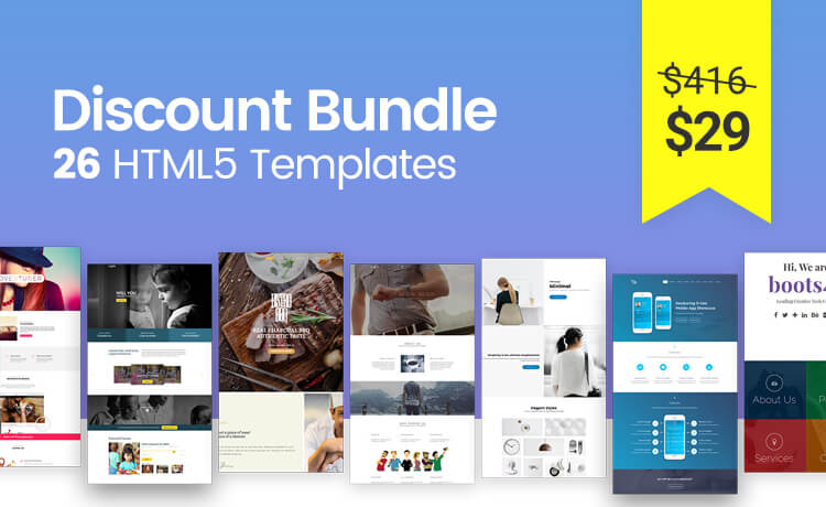 Mega Discount Bundle
