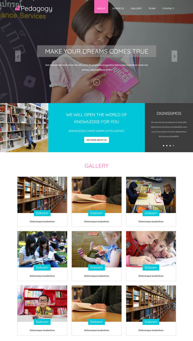 30 School College University Academic Free Online Education Website ...