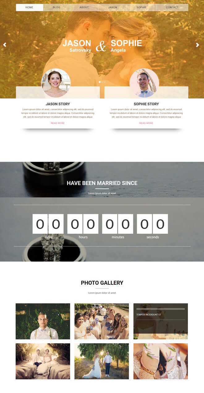 Free Event Bootstrap Template List of Best Quality HTML5 Templates ...
