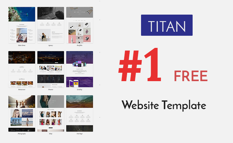best free HTML5 Bootstrap website template