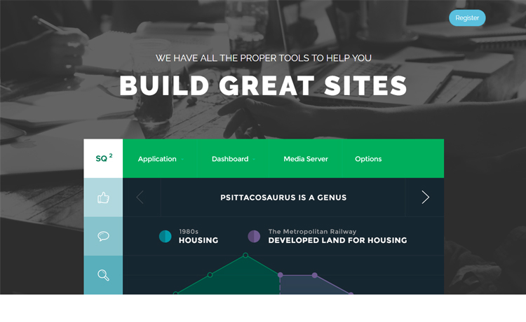Free HTML Landing Page Templates Built With HTML And Bootstrap - Html site template