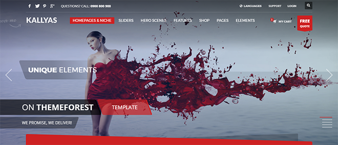Best HTML5 Templates