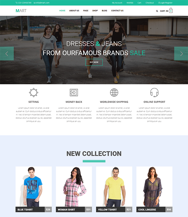 Download Free HTML ECommerce Templates For Online Shopping Websites - Free construction invoice template gucci outlet online store authentic