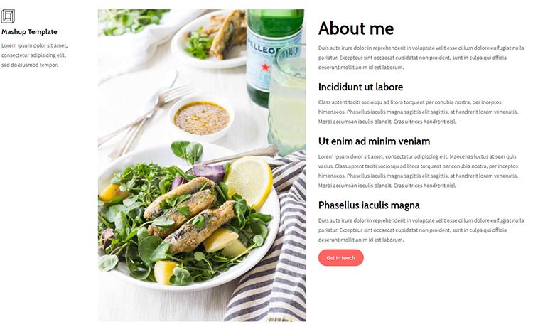 Free Multi Page HTML5 Portfolio Template