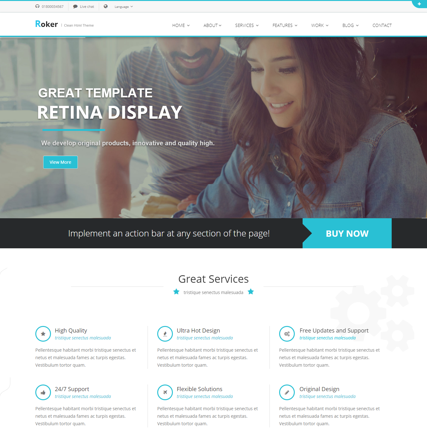 Best Info And News Site: Best Technology Website Templates For Engaging Online