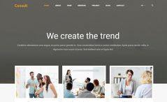 Multipurpose Free Bootstrap 4 Template