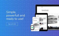 Free Multipurpose Landing Page Template