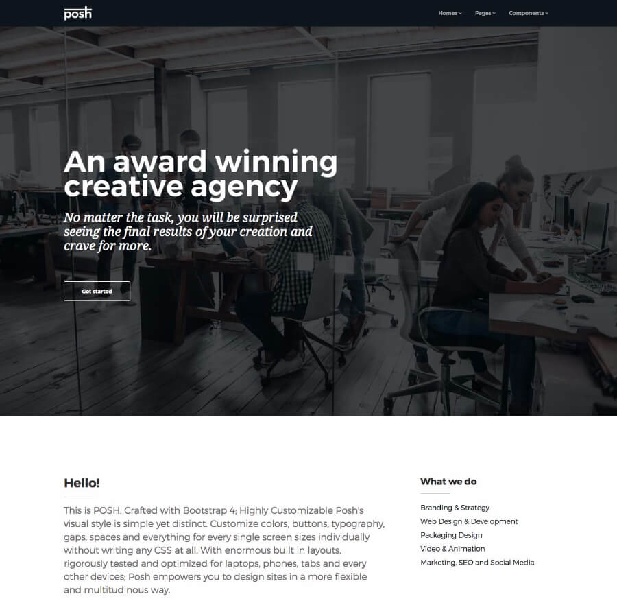 26 Best Corporate HTML Templates - Free, Premium, Responsive, and ...