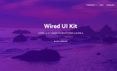 Free web UI Kit
