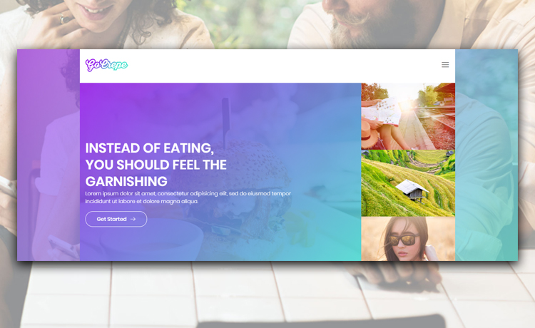 Free Bootstrap HTML5 Business Template