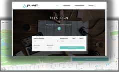 Free Bootstrap 4 Tour Agency Template