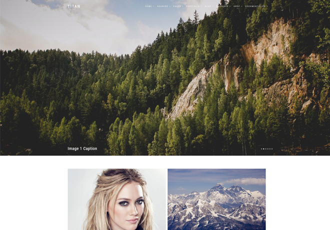 Top 10 Free Photography Website Bootstrap Template of All Time
