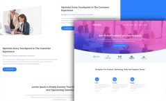 free HTML5 corporate template