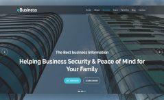 Multipurpose Business Corporate Website Template
