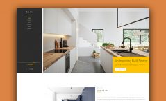 Free Interior Design Portfolio Template