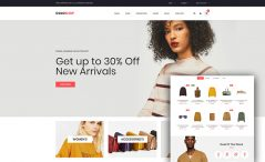 Free Premium E Commerce Bootstrap Html5 Website Templates