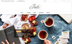 free HTML5 blog theme