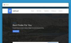 free multipurpose website template - Free Website Templates Html5