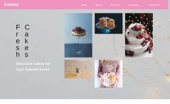 Free HTML5 Bootstrap 4 Restaurant Website Template