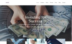 Free HTML5 Bootstrap 4 Corporate Agency Website Template