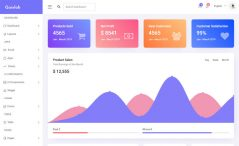 Bootstrap Admin Dashboard Templates & HTML Admin Panel Free Download